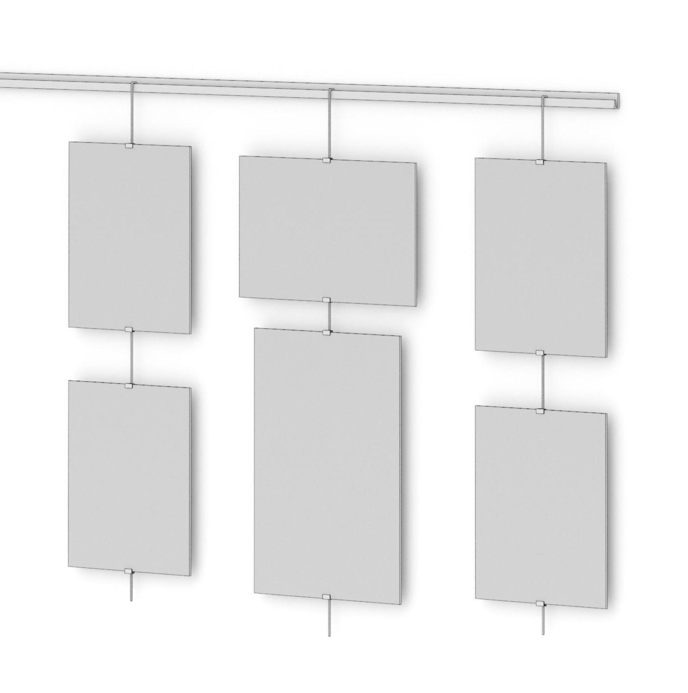 System wieszania obrazów